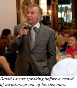 David Lerner REITs
