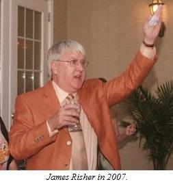James Risher in 2007